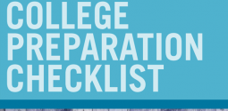 College Preparation Checklist