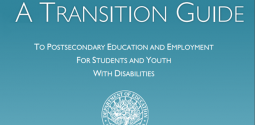 A Transition Guide For Youth with Disabilities