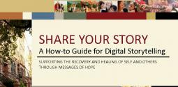 Digital Storytelling Guide Cover Page