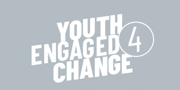 Youth Engage 4 Change logo