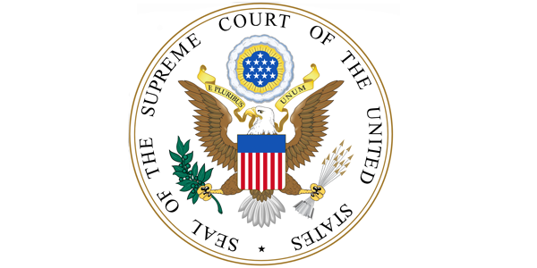 Supreme Court of the US State Seal