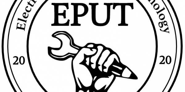 EPUT logo with hand holding a wrench